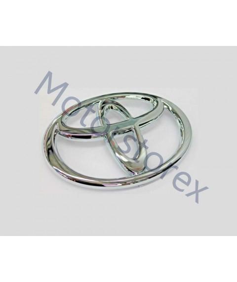 Genuine Toyota Radiator Grille Emblem Logo Front Toyota Fortuner GGN50 Hilux KUN15 Pickup 75311-0K010