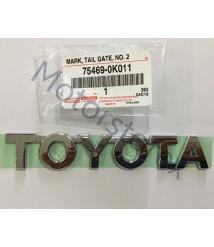Genuine Toyota Emblem Logo 05-12 Toyota Hilux KUN126 135 KUN51 KUN60 Pickup 75469-0K011