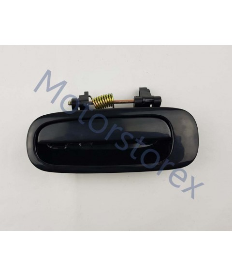 Door Handle Outer Rear Door Left for 1995-2002 Toyota Corolla AE110 AE111