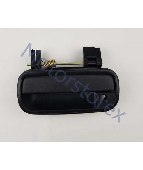 Door Handle Outer Front Door Left for 97-2003 Toyota Tiger LN145 LN165 Pickup 69220-35050