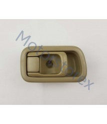 Door Handle Inner Interior Front Door Left for 98 Nissan Big-M D22 Pickup A124CRL