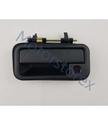 Door Handle Outer Rear Door Left for 1989-2002 Isuzu TFR Dragon Eye Pickup 8-97915129-4