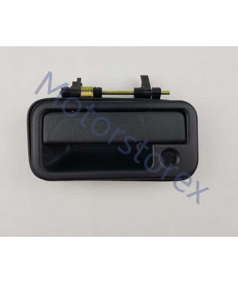 Door Handle Outer Rear Door Left for 1989-2002 Isuzu TFR Dragon Eye Pickup 8-97915129-4