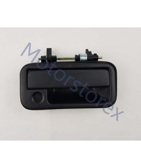 Door Handle Outer Rear Door Right for 1989-2002 Isuzu TFR Dragon Eye Pickup 8-97915128-4