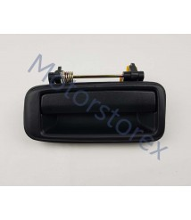 Door Handle Outer Rear Door Left for 1988-1992 Toyota Corolla AE90 AE91 AE92 69230-12110