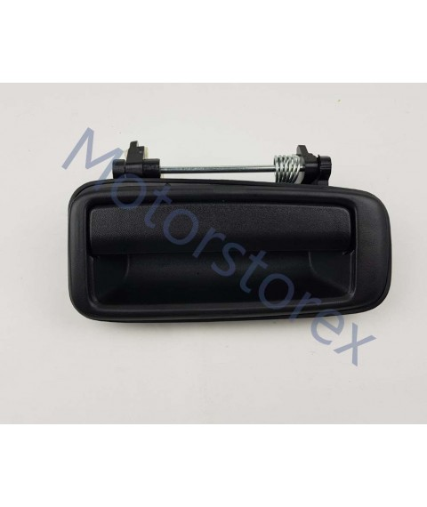 Door Handle Outer Rear Door Right for 1988-1992 Toyota Corolla AE90 AE91 AE92 69230-12110