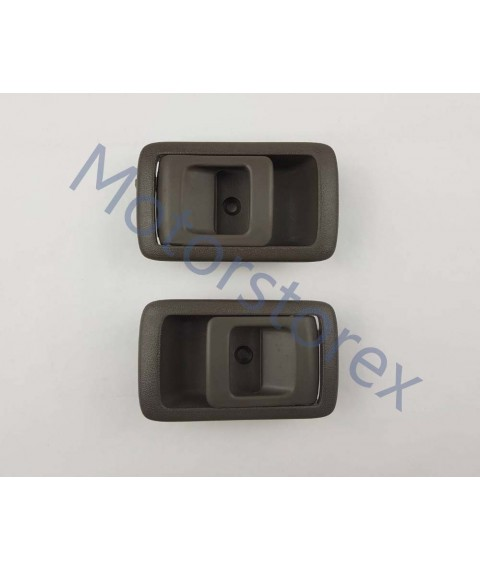 Door Handle Inner Interior Front Door Left - Right for 1997-2005 Toyota Hilux Tiger Pickup