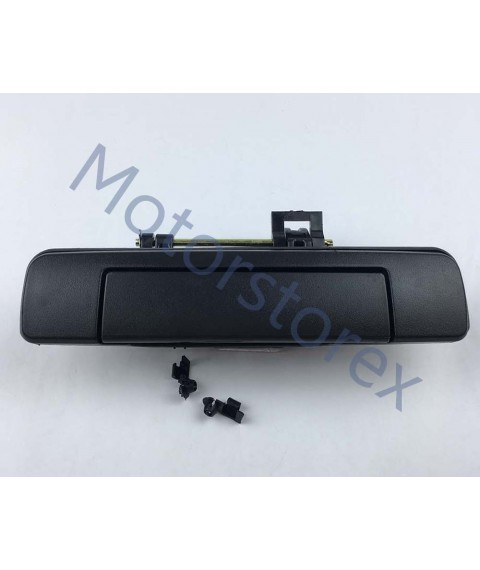Tailgate Handle Tail Gate Matte for 2012-2015 Isuzu Dmax Pickup