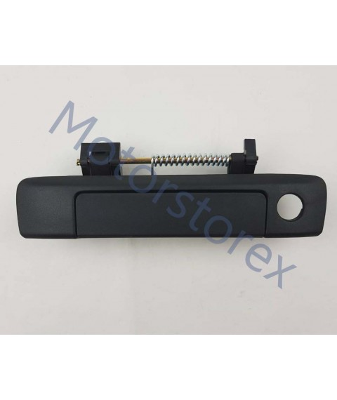 Tailgate Handle with keyhole Tail Gate Matte for 2013-2015 Mazda BT50 Pickup