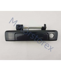 Tailgate Handle with keyhole Tail Gate Shiny for 2013-2015 Mazda BT50 Pickup