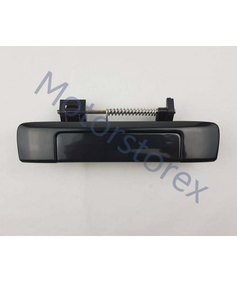 Tailgate Handle Tail Gate Shiny for 2013-2015 Mazda BT50 Pickup