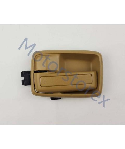 Door Handle Inner Interior Front Door Left for 81-02 Isuzu KBZ TFR Dragon Eye Pickup A44CRL