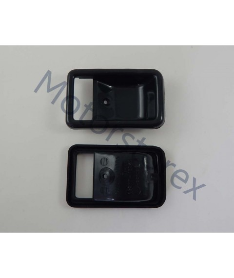 Door Handle Bezel Inner Interior Front Door Left - Right for 79-83 TOYOTA SPRINTER KE70 AE70 TE70 TE72 69277-12020-01