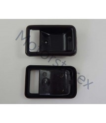 Door Handle Bezel Inner Interior Front Door Left - Right for 79-83 TOYOTA SPRINTER KE70 AE70 TE70 TE72 69277-12020-06