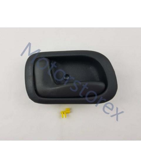 Door Handle Inner Interior Front Door Left for 95-00 Toyota Corolla AE110 AE111 A77L