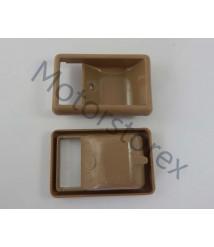 Door Handle Bezel Inner Interior Front Door Left - Right for 83-89 Toyota Hilux 4Runner LN50 LN56 LN60 Pickup A7CR