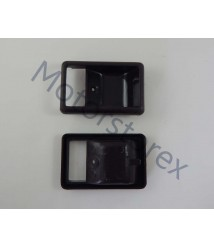 Door Handle Bezel Inner Interior Front Door Left - Right for 83-89 Toyota Hilux 4Runner LN50 LN56 LN60 Pickup A7GR