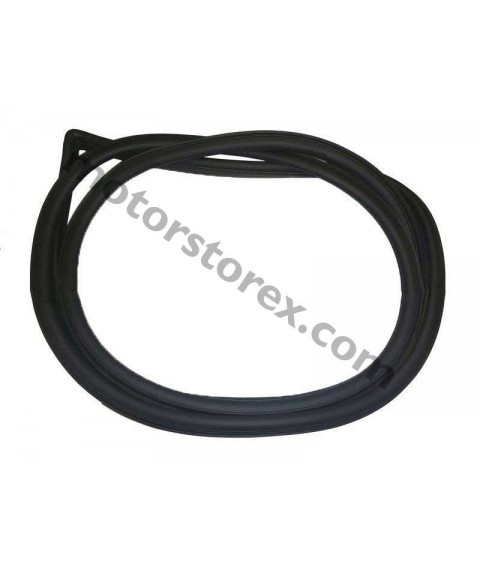 Weatherstrip Door Rubber Seal for 1992-1994 Mazda 323 Sedan BG Series Front Right RH B455-58-760D