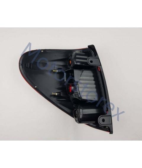 Combination Tail Light Rear Taillight Back Light Rear Right for 05-14 Mitsubishi L200 Triton Strada Sportero Warrior Hunter Pickup Truck