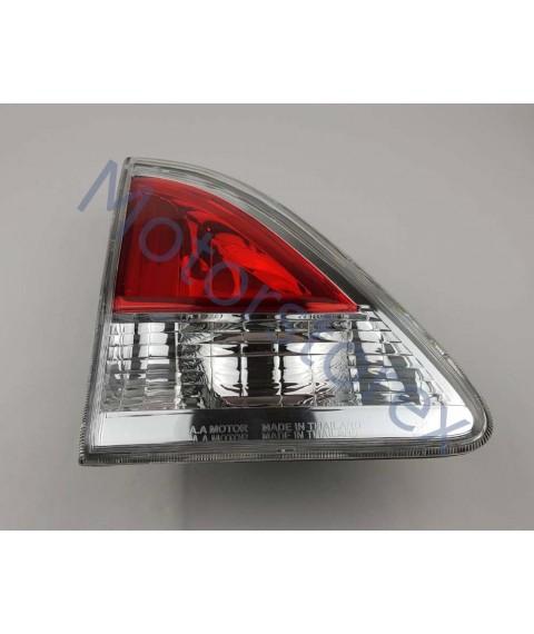 Combination Tail Light Rear Taillight Back Light Rear Left - Right for 12-16 Mazda BT50 BT50 Pro Pickup