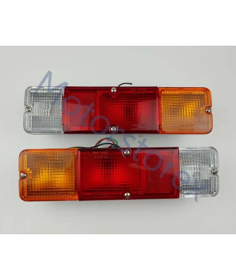 Combination Tail Light Rear Taillight Back Light Rear Left - Right for Suzuki Carry